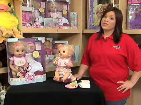 Potty Doll At Toys R Us Youtube