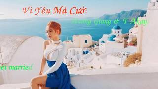 Vì Yêu Mà Cưới - Hương Giang Idol (Video Lyric HD)
