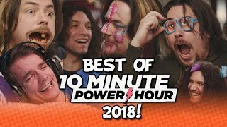 Game Grumps: Best of 10 Minute Power Hour 2018