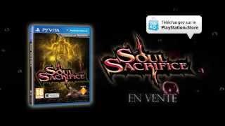 Soul sacrifice :  bande-annonce