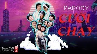 Phim ca nhạc CƯỚI CHẠY Parody | Trung Ruồi - Thái Dương - Linh Hương Trần