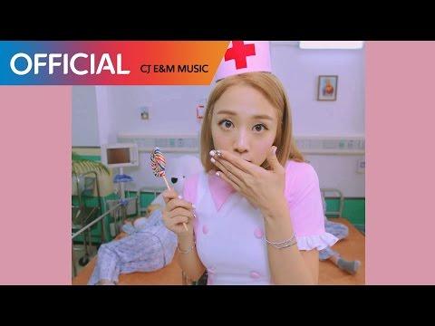 GEMMA (吴映洁) - SUGAR RUSH MV (CHN Ver.)