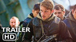 6 DAYS Trailer (Netflix movie - 2017) Jamie Bell, Mark Strong