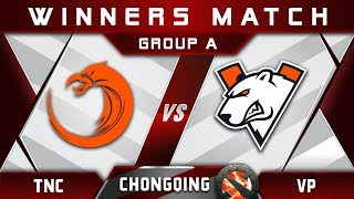 TNC vs VP Winners Match Chongqing Major CQ Major Highlights 2019 Dota 2