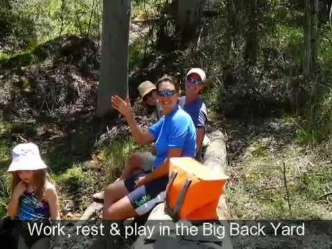Transforming The Big Back Yard
