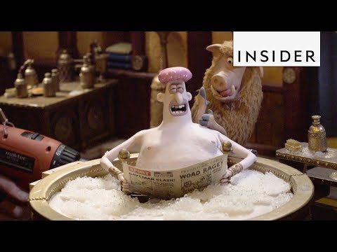 How Claymation Movies are Made