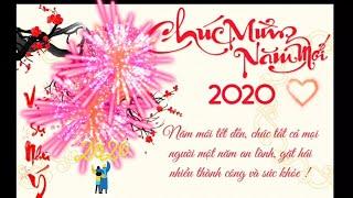 Lời Chúc Mừng Năm Mới Tết Canh Tý 2020 Hay Và Ý Nghĩa | Trà Đá TV | Happy New Year 2020