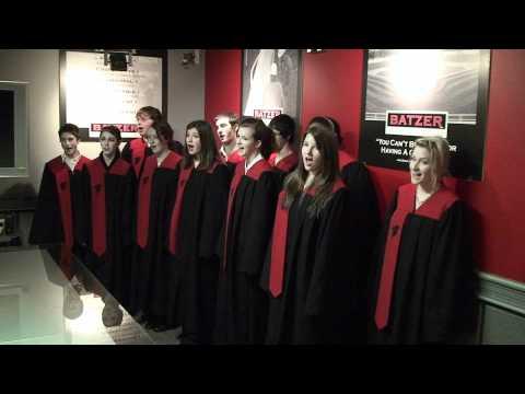 Angels We Have Heard on High - 2010 NMHS Choir