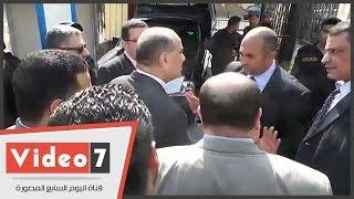 خالد على ونجاد البرعى ينضمان لهيئة دفاع المستشار هشام جنينة   -