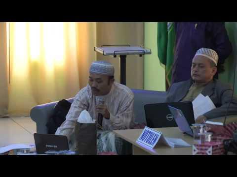 Debat Ilmiah Asatidzad Hang FM Batam Dgn ASWAJA