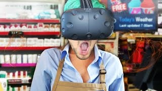 I NEED MY MANAGER | Job Simulator #2 (HTC Vive Virtual Reality)