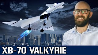 XB-70 Valkyrie: The Cold War's Experimental Nuclear Aircraft