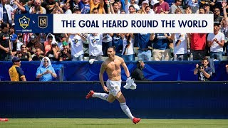 The Goal Heard Round The World   Hear international calls of Zlatan's stunning equalizer