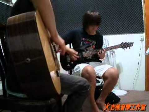 [Linkin Park-New Divide 木、電吉他教學] by 阿隆