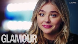 Chloë Grace Moretz: Answers the most Googled Questions | Glamour UK