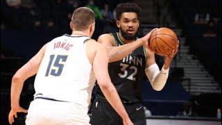Denver Nuggets vs Minnesota Timberwolves Full Game Highlights | May 13 | 2021 NBA Season