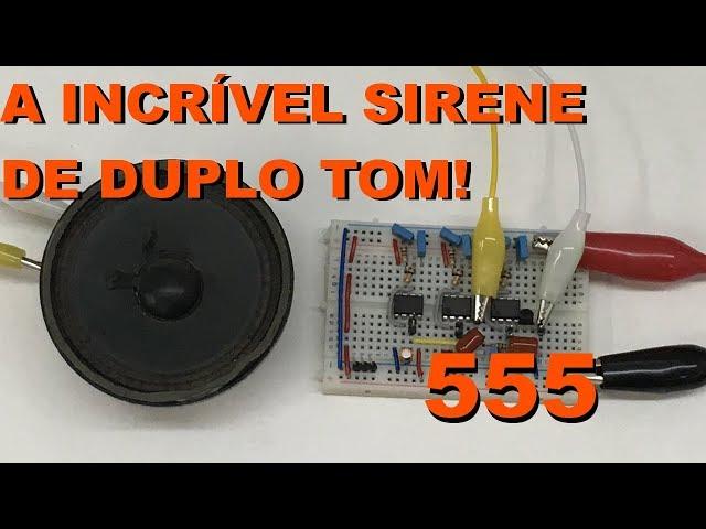 A INCRÍVEL SIRENE DE TOM DUPLO! | Conheça Eletrônica! #112