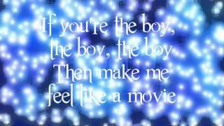 Hannah Montana Ft. Iyaz - Gonna Get This - Lyrics on Screen - HD