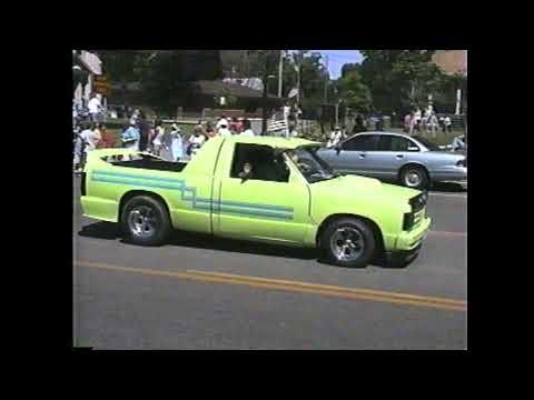 Malone Parade  7-3-04