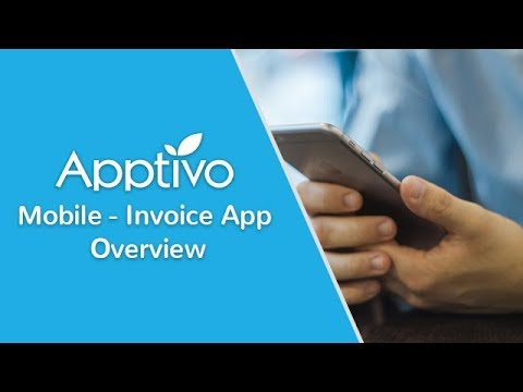 Mobile Invoices App Overview