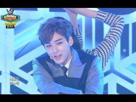 U-KISS - Quit Playing, 유키스 - 끼부리지마, Show Champion 20140604