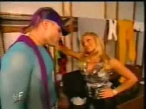 Jeff Hardy and Trish backstage - YouTube Wwe Jeff Hardy And Trish Stratus