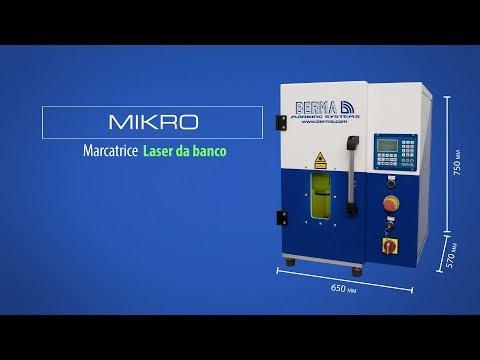 Marcatrice Laser MIKRO BERMA