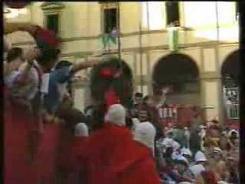 82a Giostra del Saracino 30 agosto 1992 - Carriere