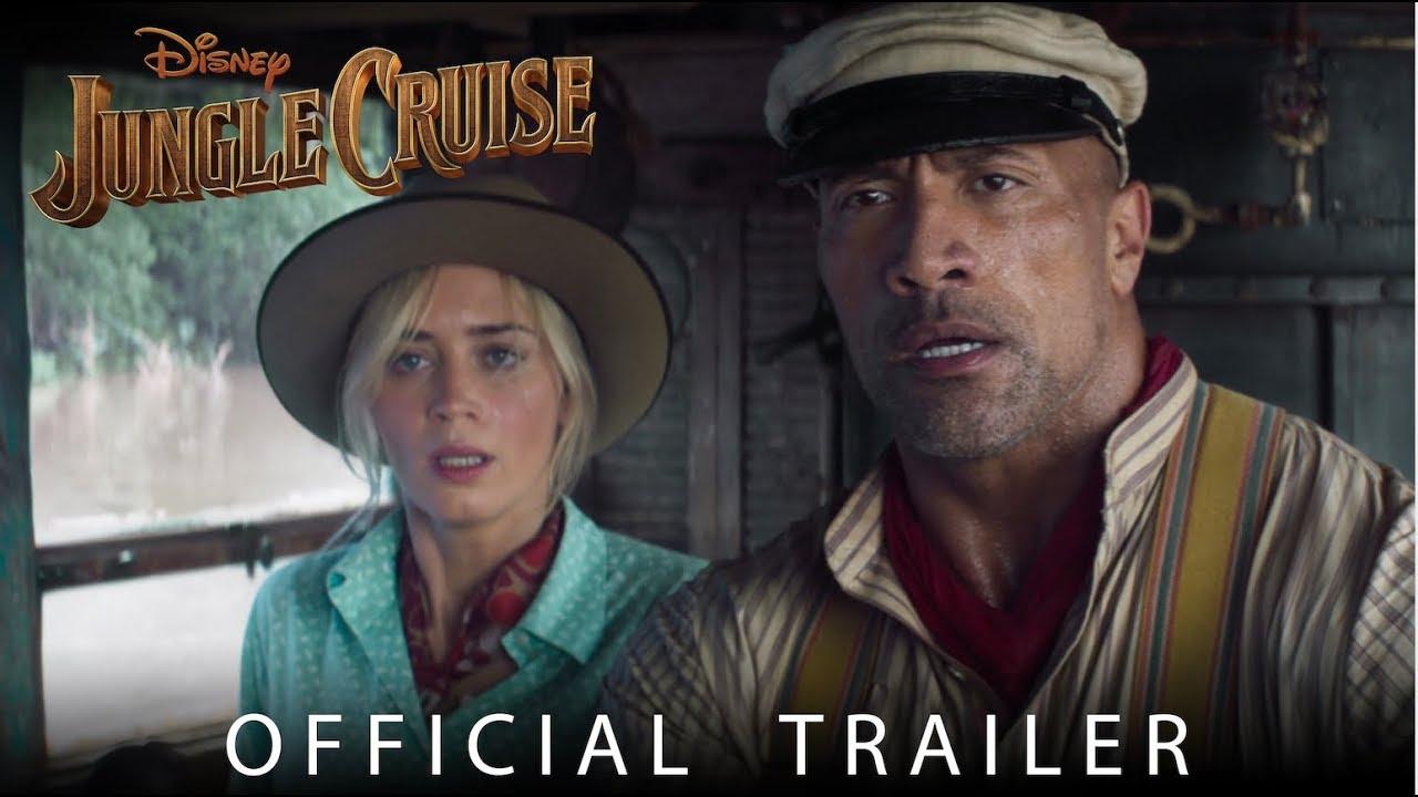 Trailer de Jungle Cruise