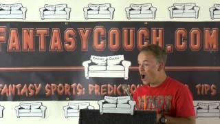 2014 Fantasy Football Mock Draft Results