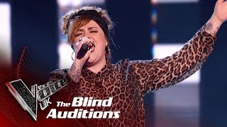 Philippa Akers' 'Ain't Nobody' | Blind Auditions | The Voice UK 2019