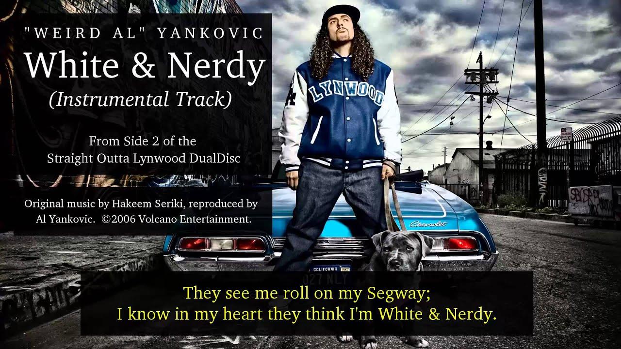 """Weird Al"" Yankovic - White & Nerdy (Instrumental Track ..."