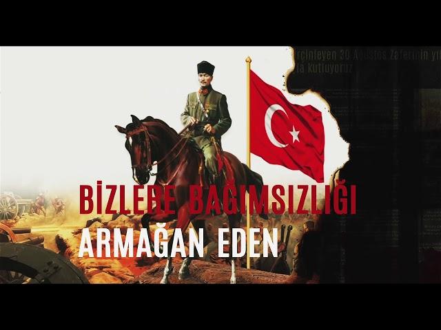 Sosyal Medya Videosu - Kumru Ankara - 30 Ağustos Zafer Bayramı