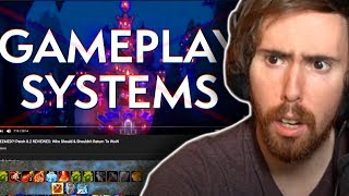 """Asmongold Reactions """"BFA REDEEMED?! Patch 8.2 REVIEWED: Who Should & Shouldn't Return To WoW"""""""