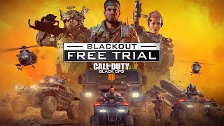 Black Ops 4 offering free Blackout trial