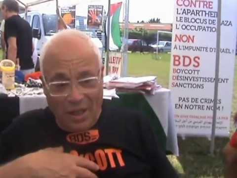 210 ALL STYLES / UN STADE POUR GAZA 2013 (avec Alain d  Europalestine et Georges de l  UJFP)