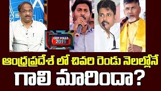 Prof K Nageshwar: Chandrababu did 3 big mistakes in last 2..