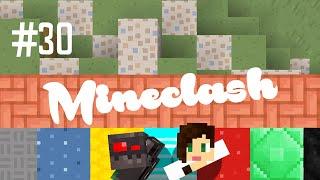 MINECRAFT ORE BLOCK CHALLENGE - MINECLASH (EP.30)