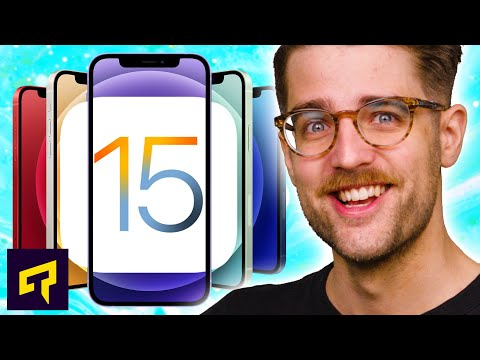 The BEST Features In iOS 15!