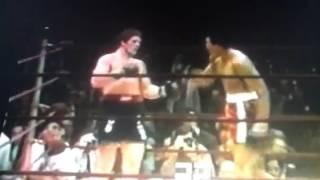 Muhammad Ali v Oscar Bonavena