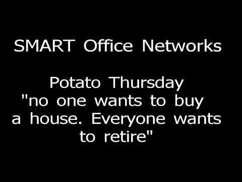 SMART Office Network  Potato Thursday