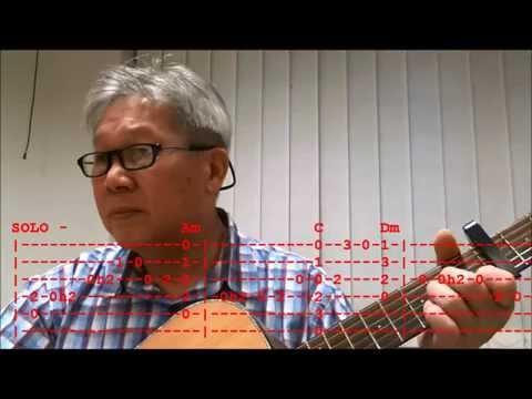 許冠傑 雙星情歌 结他講解-附六线谱 w/GuitarTabs