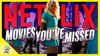 20 Amazing NETFLIX Hidden Gem Movies You Need to See ASAP!   Flick Connection