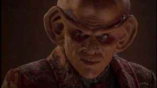 Quark's Right Wing Tirade