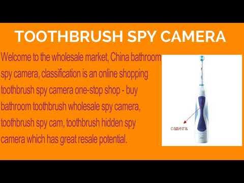 Bathroom Spy Camera