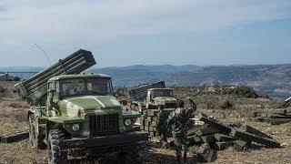 Bí ẩn lai lịch pháo phản lực lạ Nga vừa chuyển đến Syria