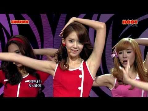少女時代(SNSD) - 훗(hoot) stage mix