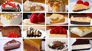 The 20 Best Cheesecake Recipes