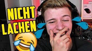 TRY NOT TO LAUGH CHALLENGE #8 [Deutsch/German]