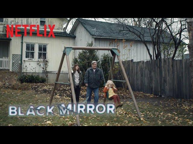 Netflix 科幻驚悚神劇《黑鏡》第四季系列預告,再怕還是要看!